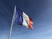 Francouská vlajka
