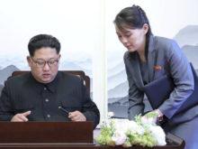 foto / Severní korea Official