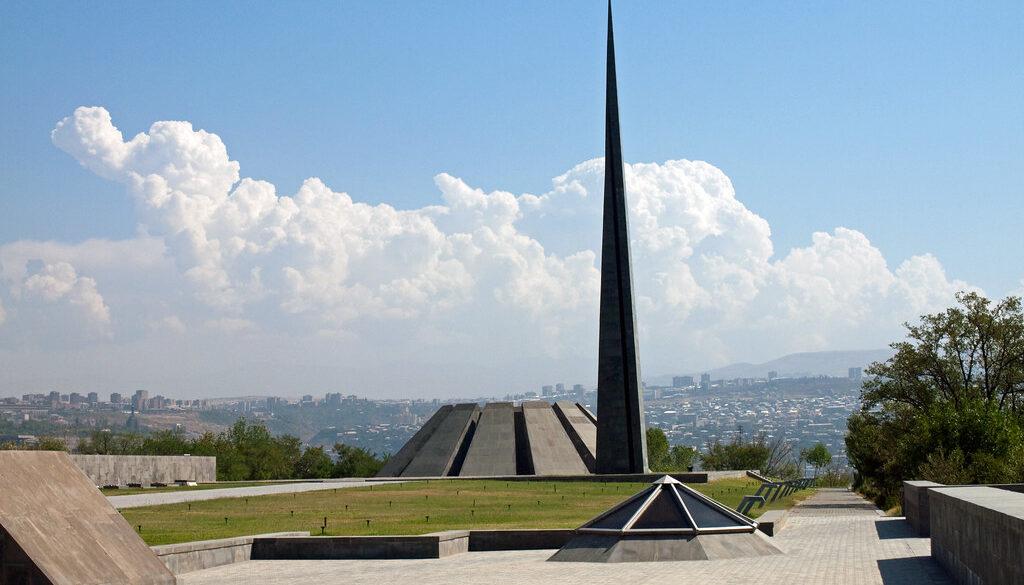 Pomník genocidy Arménů