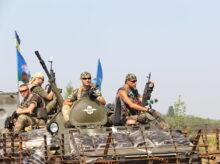 valka ukrajina